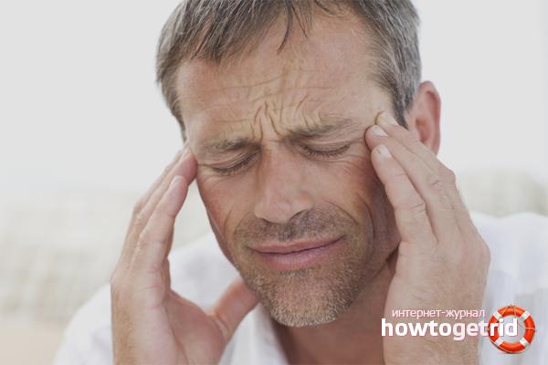 Как избавится от головной боли от алкоголя