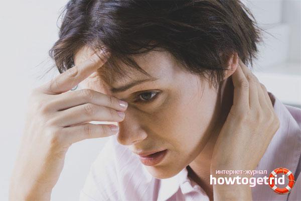 Как избавиться от нервного тика глаз
