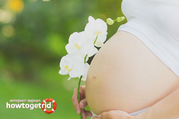 Как избавиться от отрыжки при беременности