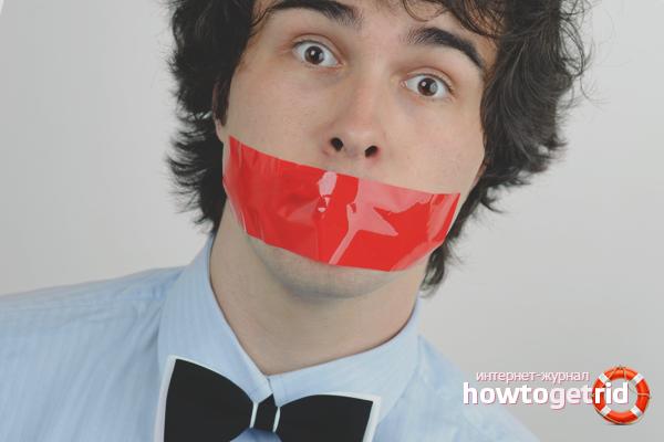 Как избавиться от дурных привычек в разговоре