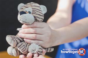 Как и чем чистить мягкие игрушки в домашних условиях