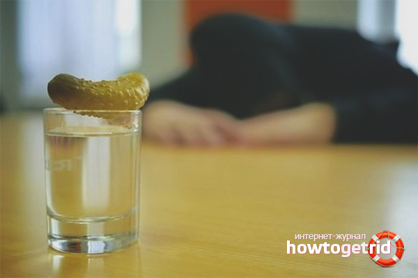 Народные методы избавления от головной боли при похмелье