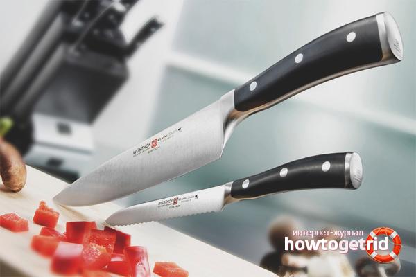 Рукоятка как важный элемент ножа