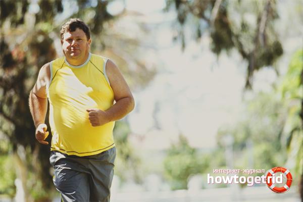 Упражнения для избавления от пивного живота