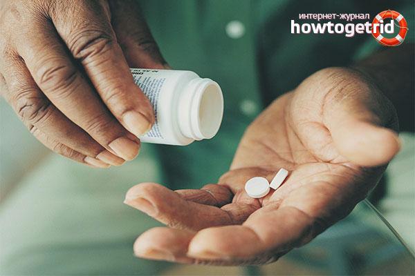 Лекарственные препараты от эпилепсии