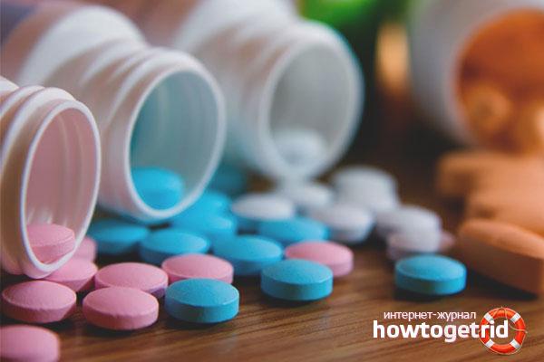Медикаментозное лечение стоматита