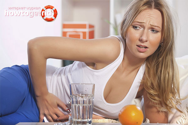 Как избавиться от диареи