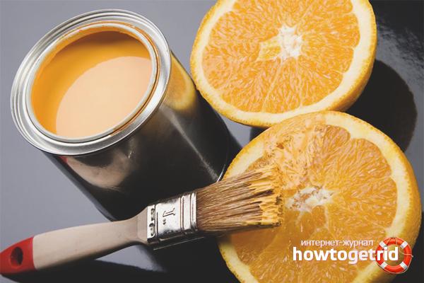 Как предотвратить появление запаха краски