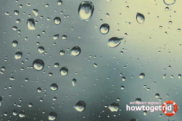 Как снизить влажность в ванной комнате