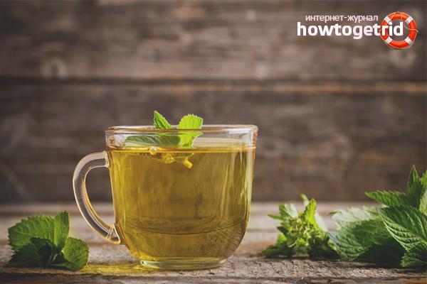 Правила похудания с зеленым чаем