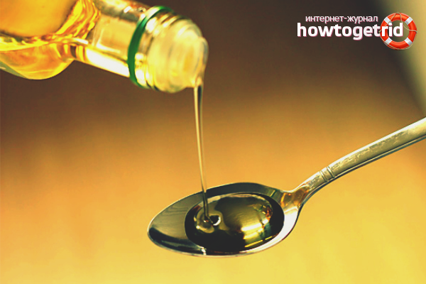 Правила применения льняного масла