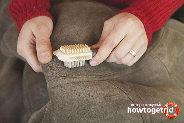 Как убрать жирное пятно с куртки в домашних условиях
