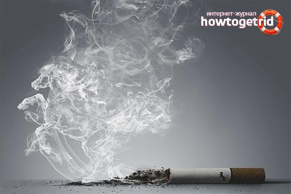 Избавляемся от запаха табака в квартире