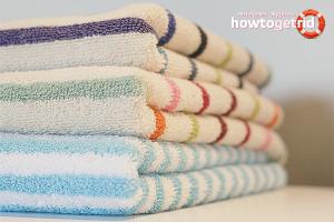 Как отбелить полотенца в домашних условиях без кипячения 58