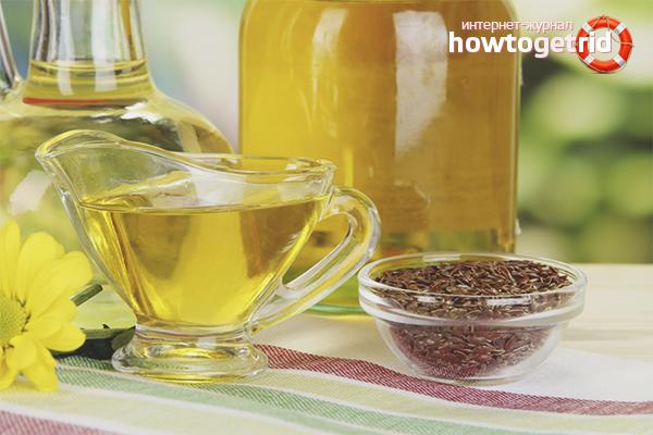 Как в домашних условиях приготовить льняное масло 326