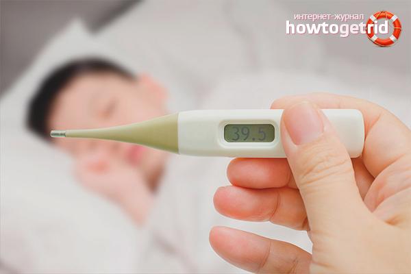 Как быстро снизить температуру в домашних условиях 17