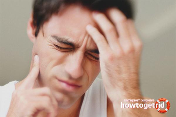 Методы успокоения зубного нерва