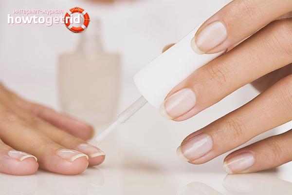 Укрепляющие средства для ногтей