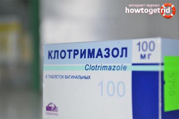 Аптечные средства для лечения молочницы у беременных