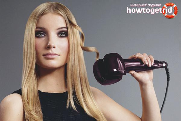 Как быстро накрутить волосы