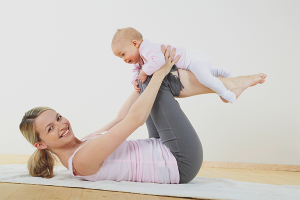 Как быстро восстановить фигуру после родов