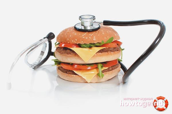 болезни от холестерина
