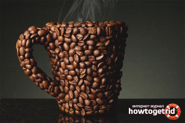 Как избавиться от кофеиновой зависимости