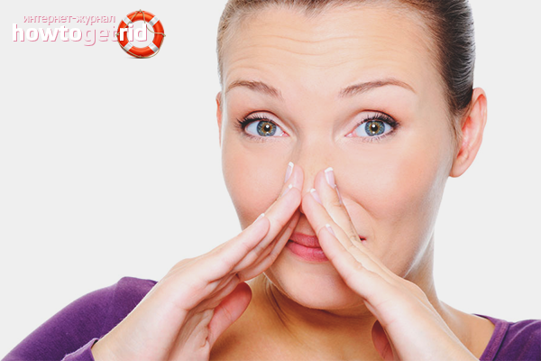 как избавиться от запаха изо рта навсегда