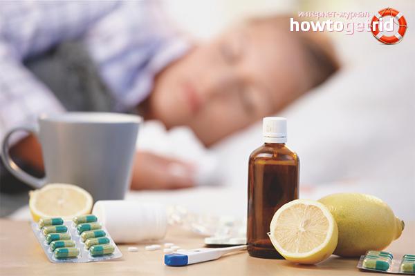 Как избавиться от простуды