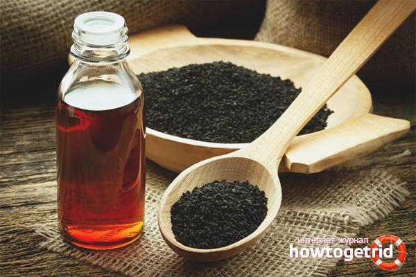Как правильно принимать масло черного тмина