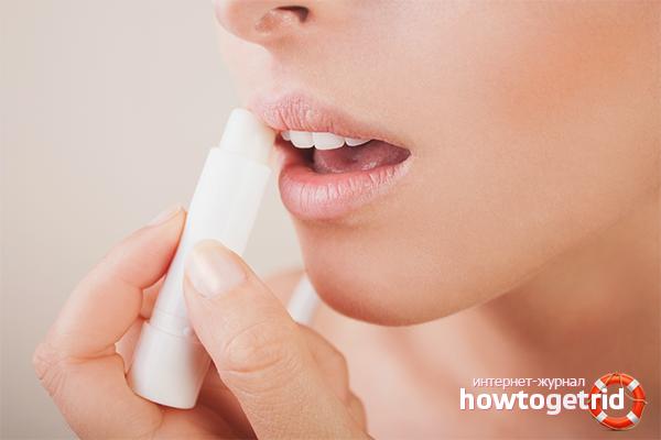 Как сделать бальзам для губ