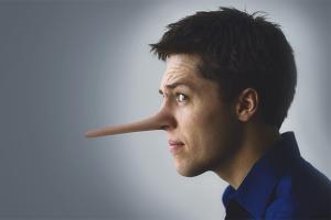 Как узнать,что человек врёт