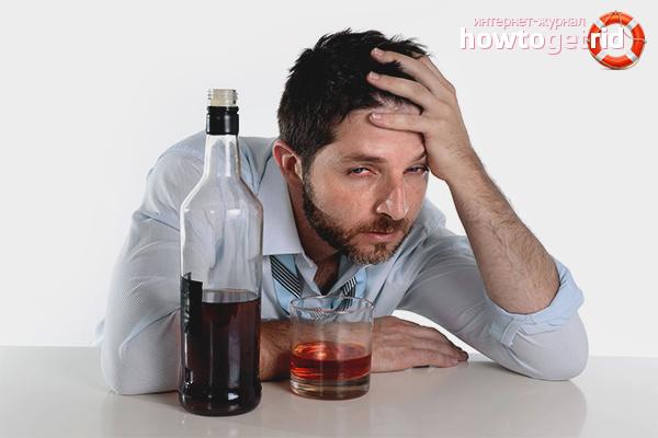 Как вывести алкоголь из организма