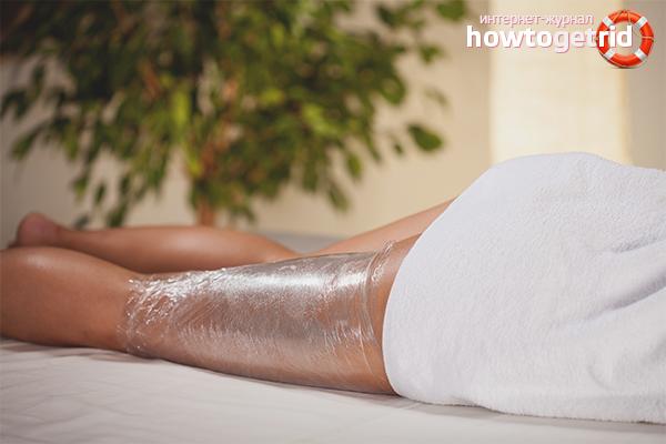 Косметические процедуры от дряблости кожи ног