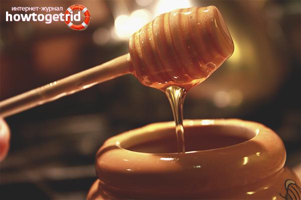 Проверка пчелиного продукта на наличие добавок