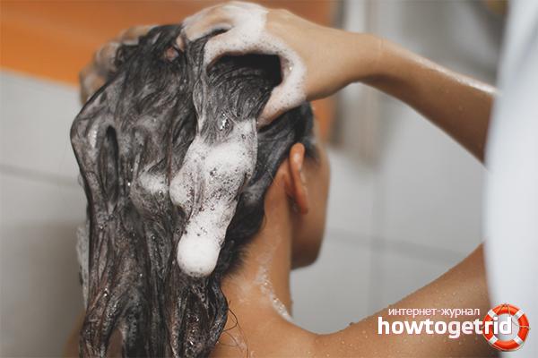 Шампуни для густоты волос