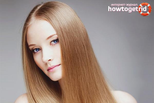 Важные рекомендации по восстановлению волос после осветления