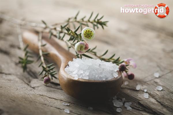 Ароматизированная соль