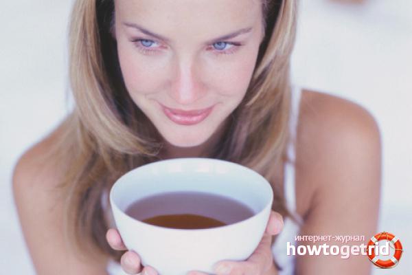 Как долго можно пить чай из имбиря