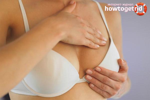 Как подготовить форму груди к кормлению