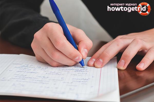 Как решить проблему некрасивого почерка