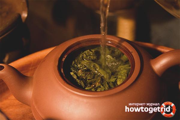 Какую посуду используют для заваривания чая