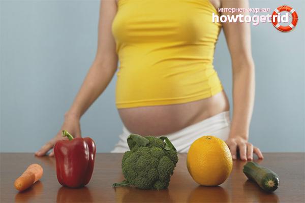 Как похудеть беременной без вреда