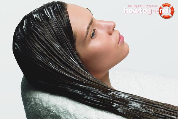 Восстановление волос народными методами