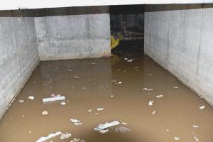 Как избавиться от грунтовых вод в подвале