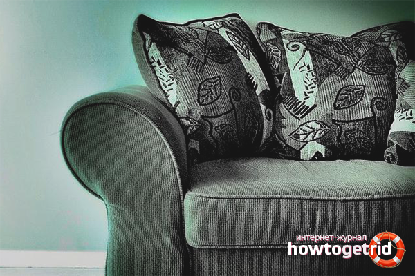 Как почистить чехол на диване в домашних условиях 62