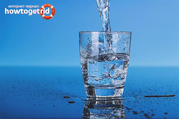 Как сделать дистиллированную воду