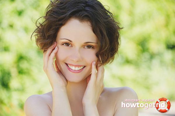 Как ухаживать за кожей лица летом