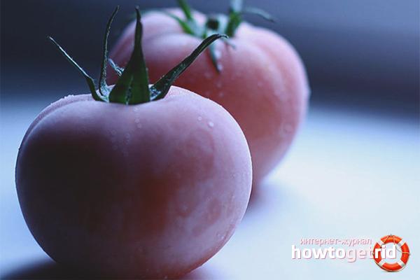 Как заморозить помидоры на зиму