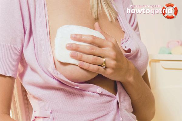 Компрессы для уменьшения груди